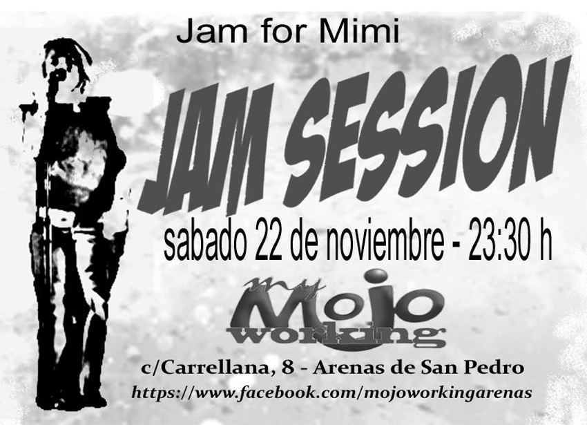 2014-11-22-Jam-for-Mimi - TiétarTeVe