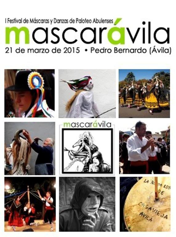 MascarÁvila en Pedro Bernardo - TiétarTeVe