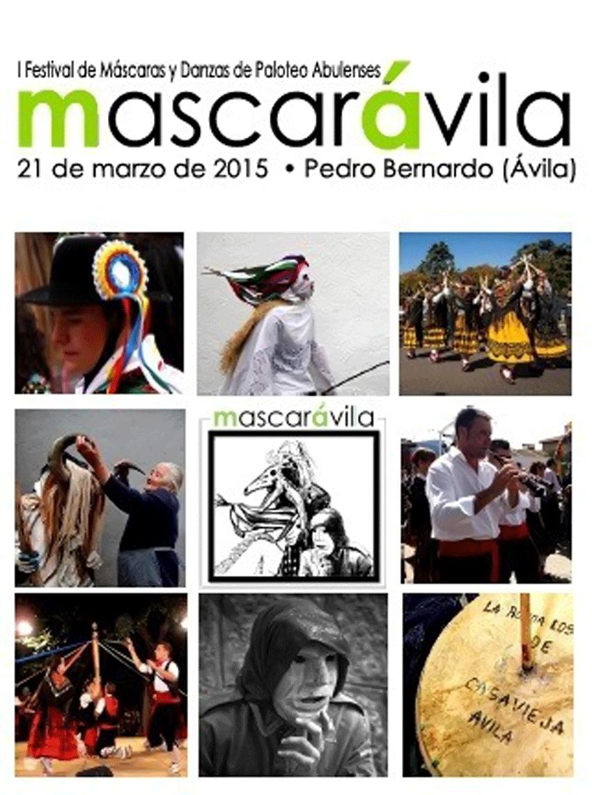 I MascarÁvila en Pedro Bernardo - TiétarTeVe