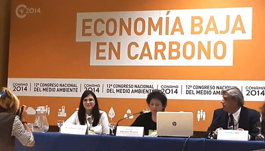 Higo de Gredos y UCAV en CONAMA - TiétarTeVe