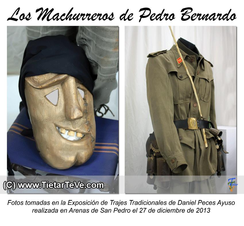 Los Machurreros de Pedro Bernardo - TiétarTeVe