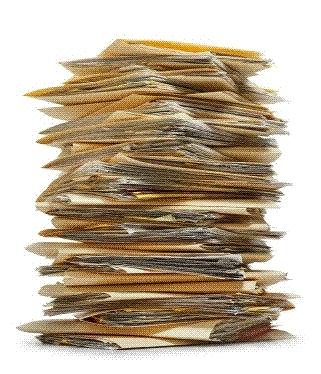 Papeles-burocracia