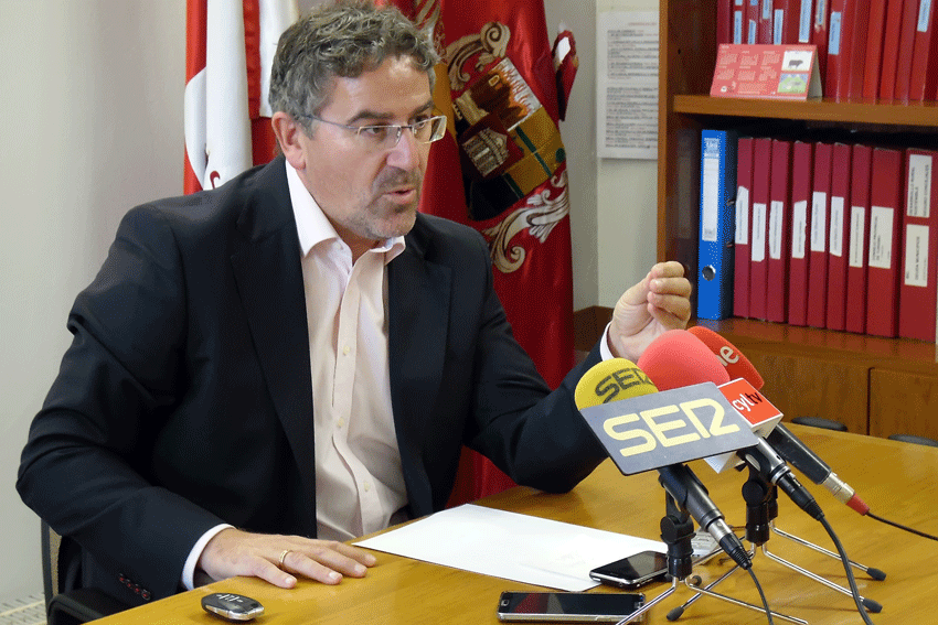 Tomás Blanco - PSOE - Querella Alcalde Mombeltrán - TiétarTeVe