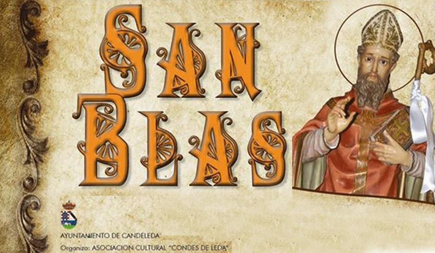 San Blas en Candeleda - TiétarTeVe