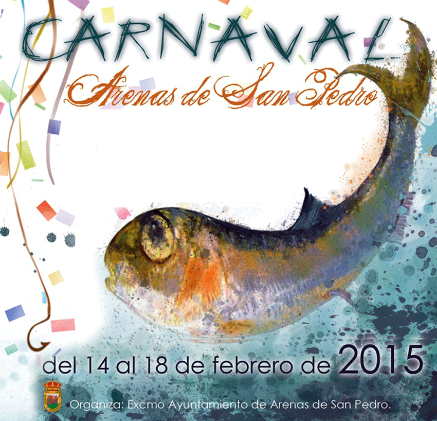 Carnaval 2015 en Arenas de San Pedro - TiétarTeVe