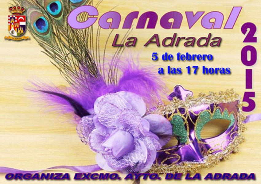 Carnaval 2015 en La Adrada - TiétarTeVe