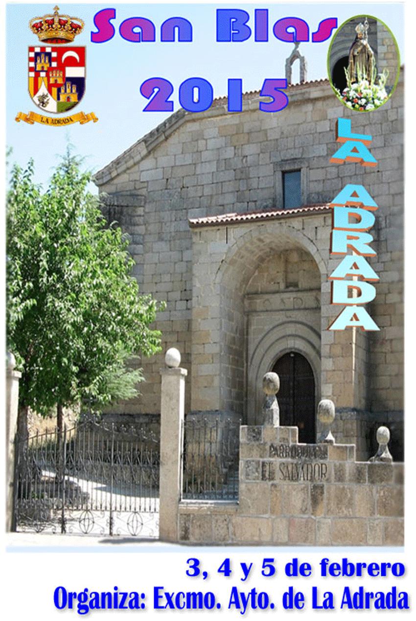 San Blas en La Adrada - TiétarTeVe