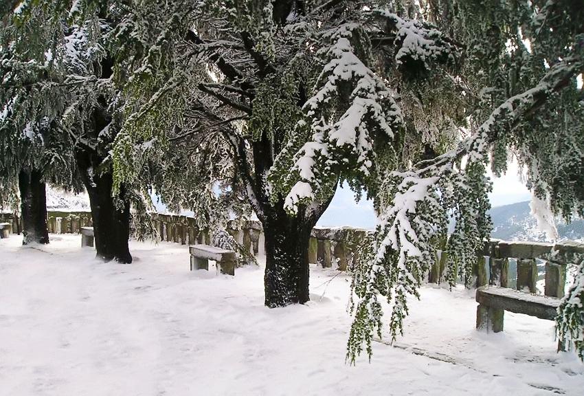 Puerto del Pico Nevado