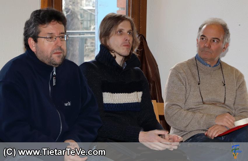 Presentación de Claro que Podemos en Arenas de San Pedro - TiétarTeVe