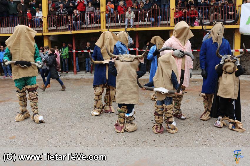Las Toras de El Fresno en Mascarávila 2015 - TiétarTeVe