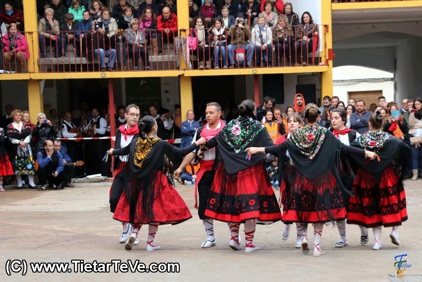 El Maquilandrón de Piedralaves en Mascarávila 2015 - TiétarTeVe