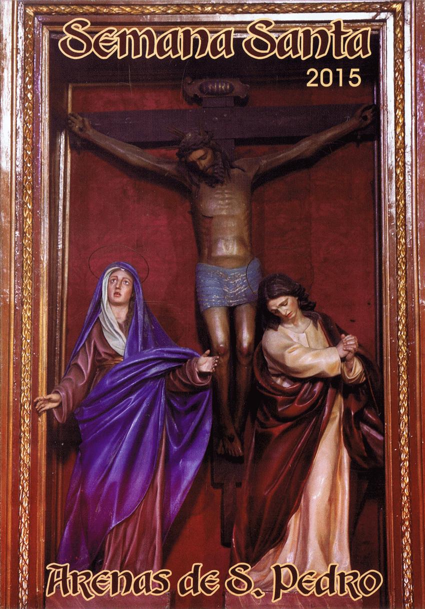Semana Santa de Arenas de San Pedro 2015 - TiétarTeVe