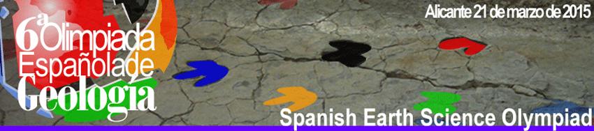 VI Olimpiada Española de Geología - Alicante- 2015 - TiétarTeVe