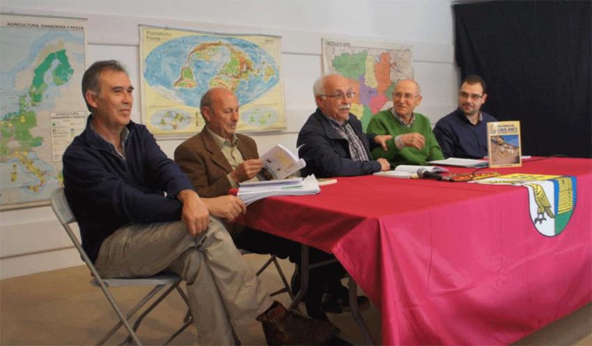 Presentación de la revista Trasierra nº 11 en Gavilanes