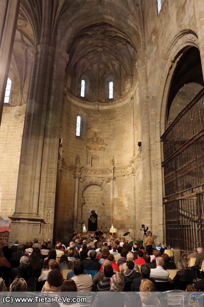 Lugar del Concierto en Alcántara - TiétarTeVe