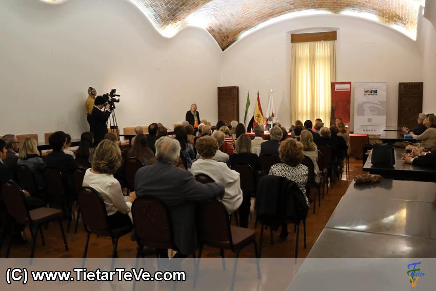 Público asistente a la Presentación en Alcántara - TiétarTeVe