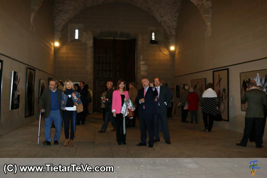 Visitando la Exposición de Ramón De Vargas - TiétarTeVe