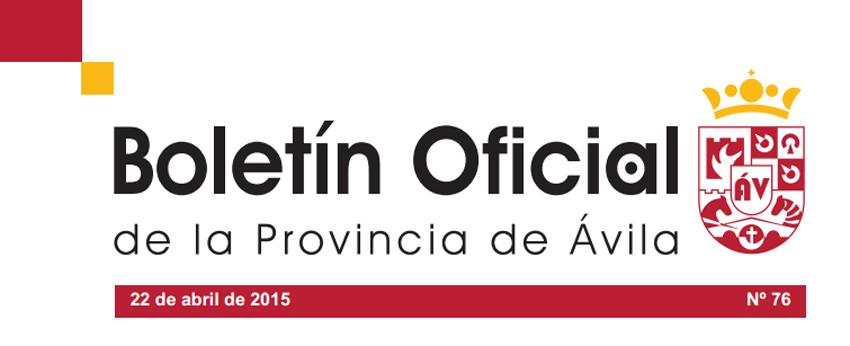 Logo BOP Ávila - TiétarTeVe