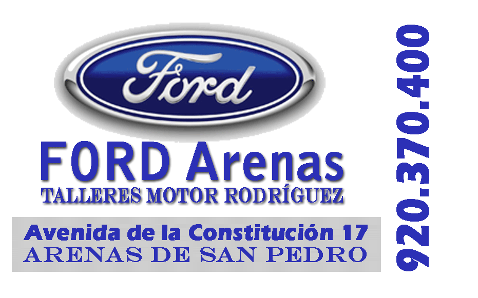 Ford Arenas - Talleres Motor Rodríguez