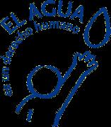"""Logo """"El Agua es un Derecho Humano"""""""