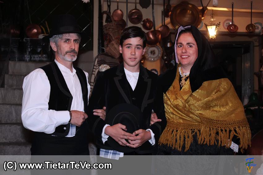 Boda Tradicional en Candeleda - Casa del Novio - TiétarTeVe
