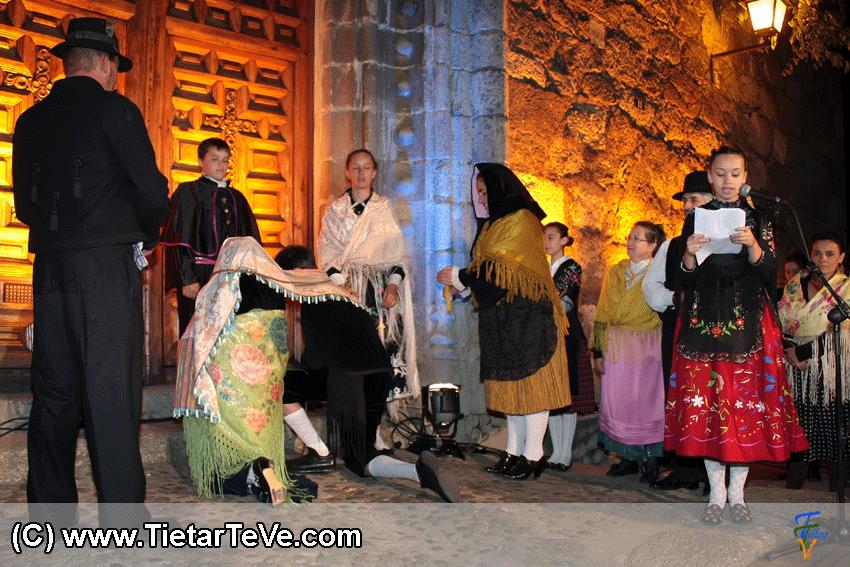 Boda Tradicional en Candeleda - Casamiento - TiétarTeVe
