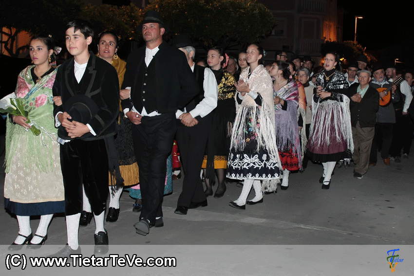 Ronda tras la Boda Tradicional en Candeleda - TiétarTeVe
