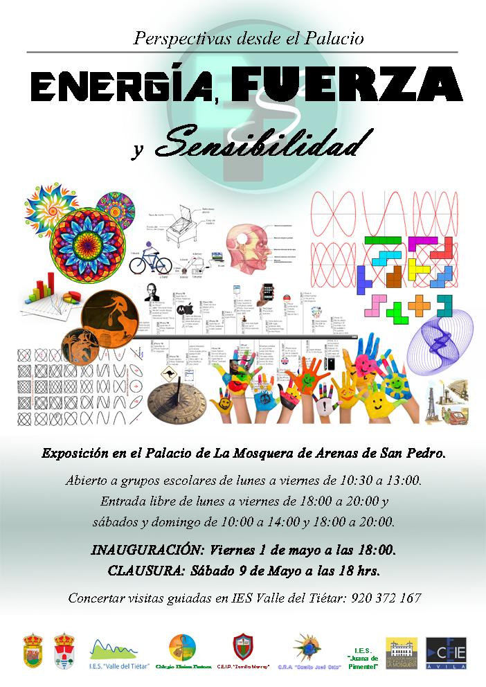 Energía, Fuerza y Sensibilidad en el Palacio de la Mosquera de Arenas de San Pedro - TiétarTeVe