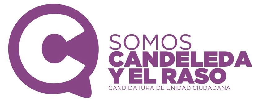 Logotipo de Somos Candeleda y El Raso