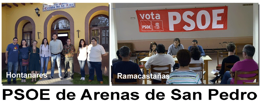 PSOE de Arenas de San Pedro