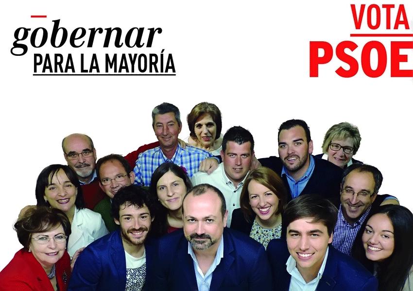 PSOE Municipales 2015 para Candeleda - TiétarTeVe