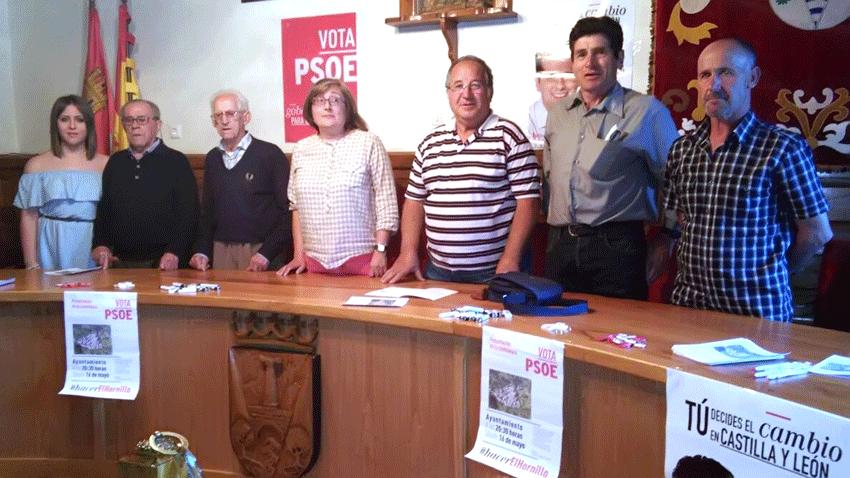 PSOE de El Hornillo - TiétarTeVe