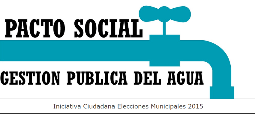 Pacto Social por el Agua en Candeleda - TiétarTeVe