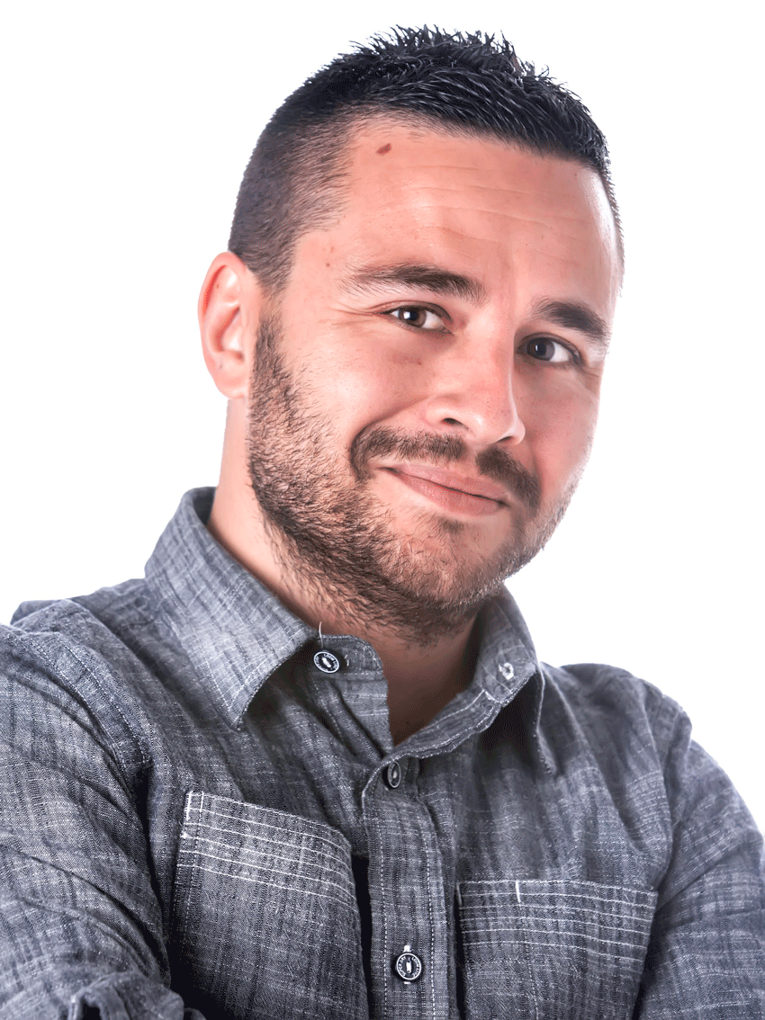 Roberto Aparicio, candidato a la alcaldía de La Adrada en las Municipales 2015 por el PSOE