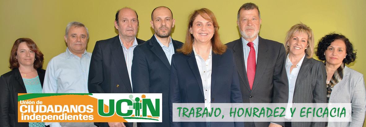 Candidatos UCIN Arenas de San Pedro - TiétarTeVe