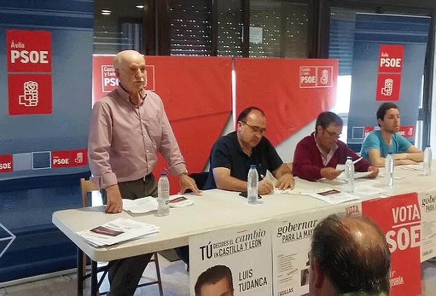 PSOE Casillas