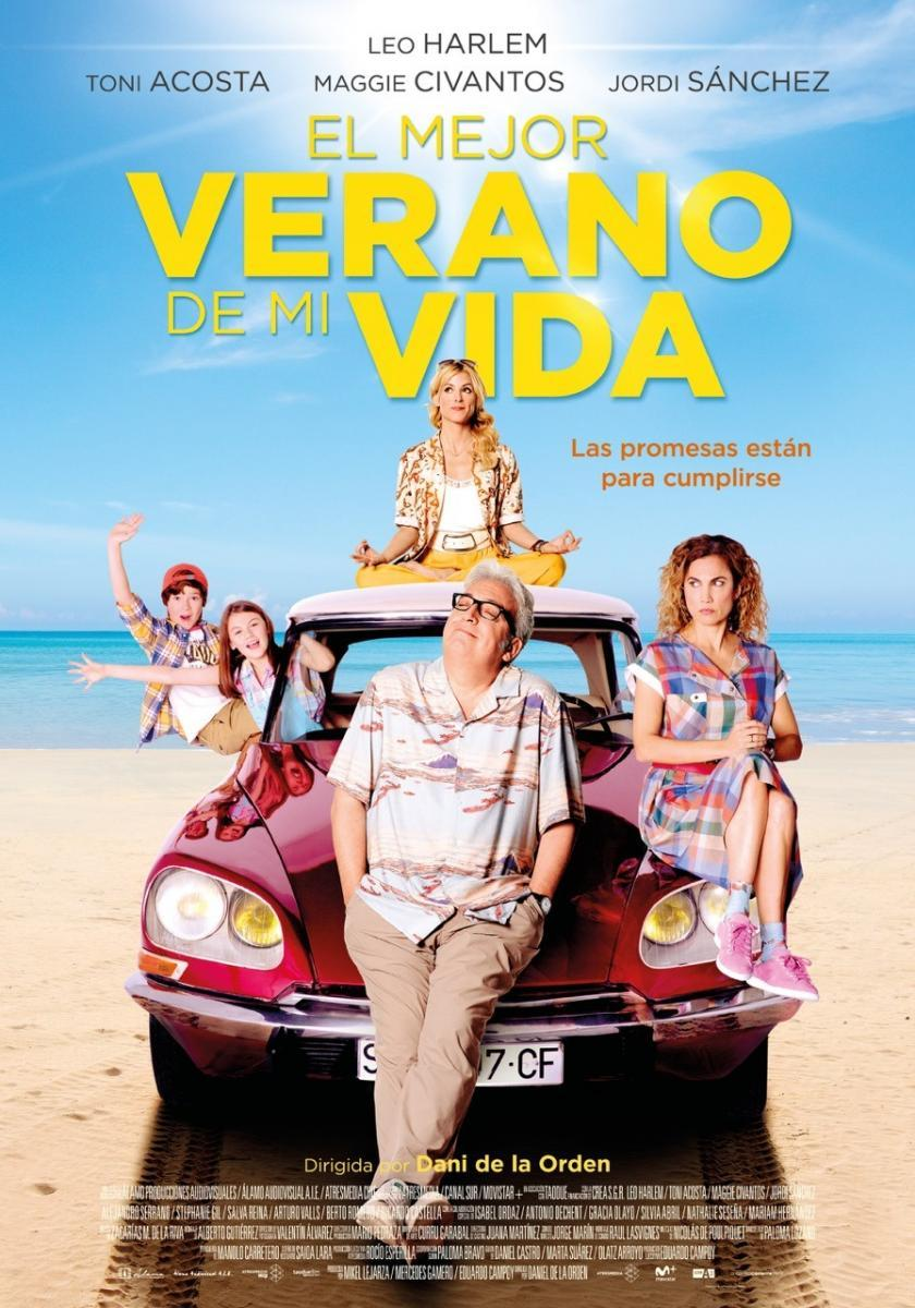 El Mejor Verano de mi Vida - Cine Arenas - Arenas de San Pedro - TiétarTeVe