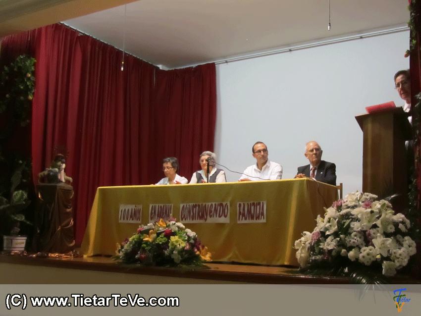 I Centenario del Colegio Divina Pastora de Arenas de San Pedro - TiétarTeVe