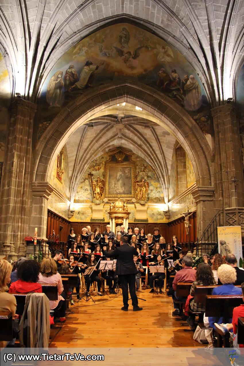 IX Festival Luigi Boccherini de Arenas de San Pedro - TiétarTeVe