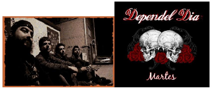 Dependel Dia - III Festival Arenas Rock de Arenas de San Pedro - TiétarTeVe