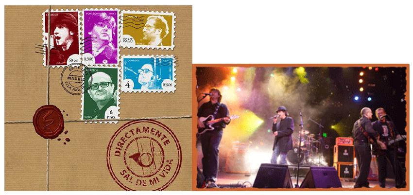 Sal de Mi Vida - III Festival Arenas Rock de Arenas de San Pedro - TiétarTeVe
