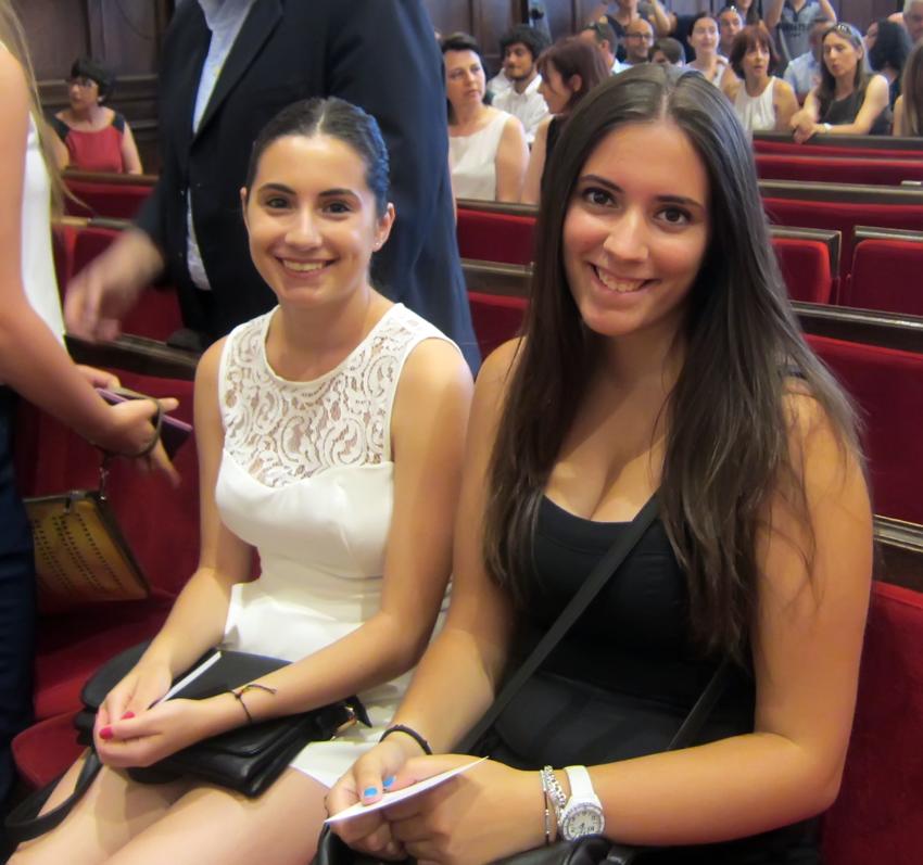Claudia Jiménez Salgado, del IES Valle del Tiétar, Premio de Acceso 2015 - TiétarTeVe