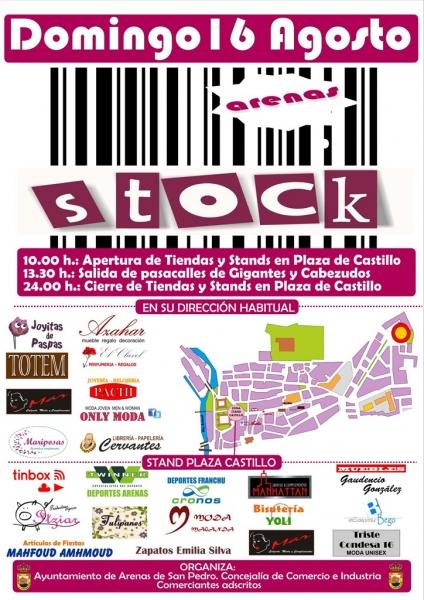 734fe62d0872 Arenas Stock
