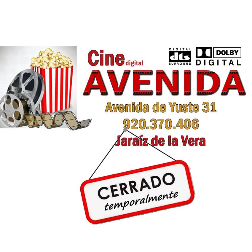 Cine Avenida Cerrado temporalmente - Jaraíz de La Vera - TiétarTeVe