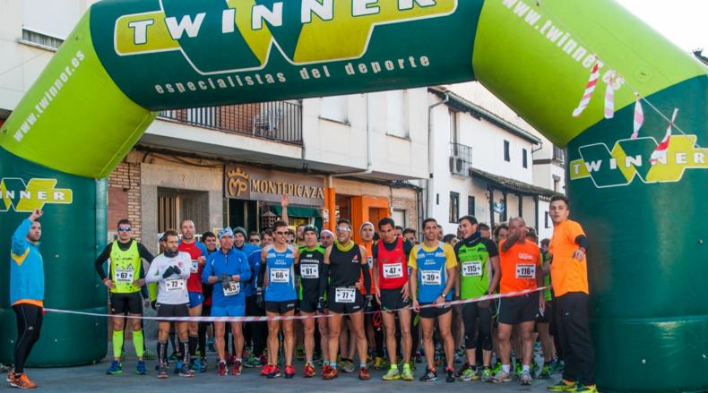 Carrera Los Calderos 2014 en Candeleda - TiétarTeVe