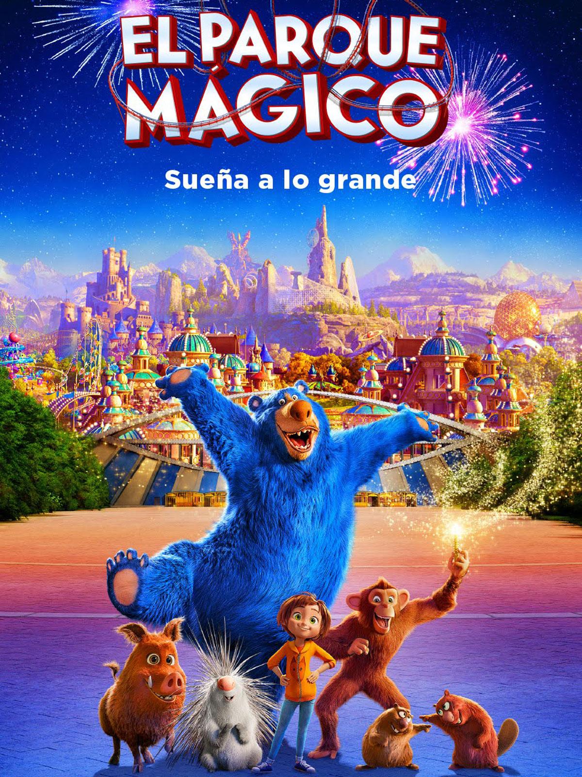 El Parque Mágico - Cine Avenida - Jaraíz de La Vera - TiétarTeVe