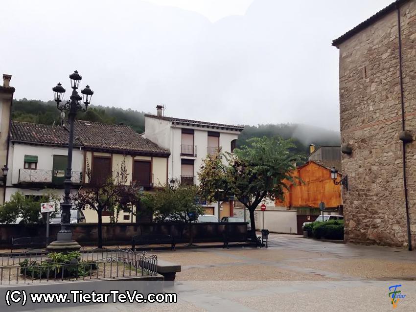 Plaza del Ayuntamiento de Arenas de San Pedro - TiétarTeVe