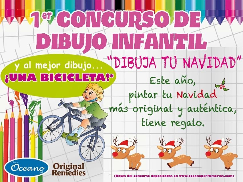 Concurso de Dibujo Infantil en Océano Perfumería de Arenas de San Pedro y Candeleda - TiétarTeVe