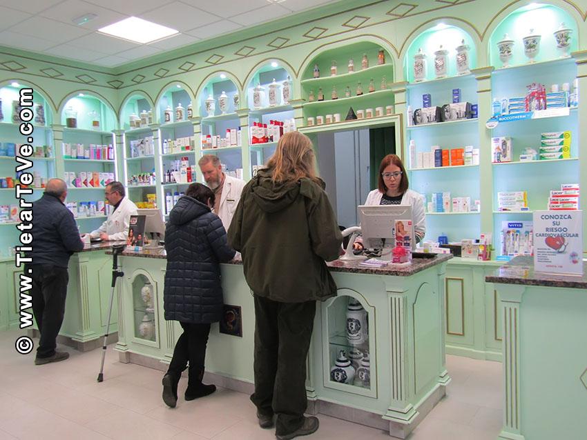 Farmacia Sánchez-Monge - Arenas de San Pedro - TiétarTeVe