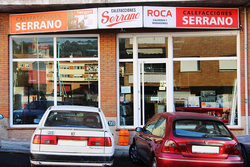 Calefacción y Saneamientos Serrano de Arenas de San Pedro - TiétarTeVe